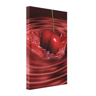 creative-113635 creative digital art splashing che gallery wrapped canvas