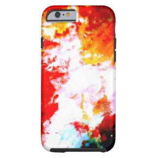 Creative Abstract Artwork Tough iPhone 6 Case