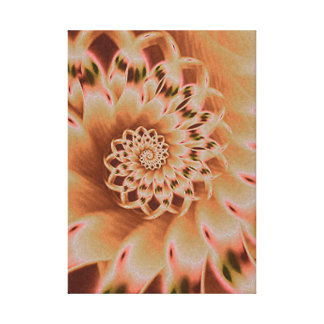 Creative Art Stretched Canvas Print