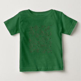 Creative baby TSHIRT : green edition