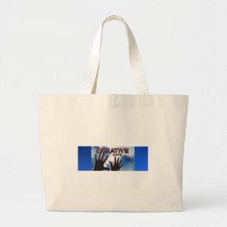 Creative Cafe Logo Bags