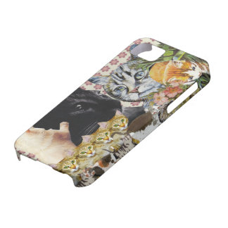 Creative Cats iPhone Case