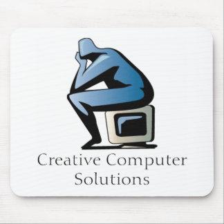 Creative Computer Solutions Mousepad