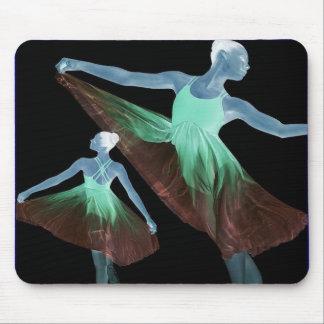 Creative Dance Mouse Mat