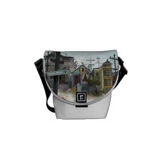 Creative District SF messenger bag