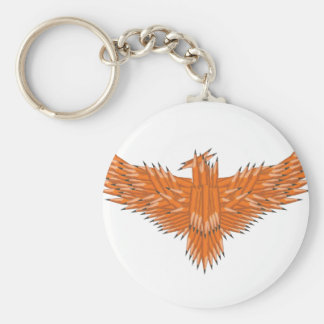 Creative Eagle Key Ring