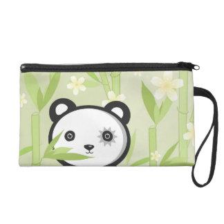 Creative Floral Clutch Bag Wristlet Purse