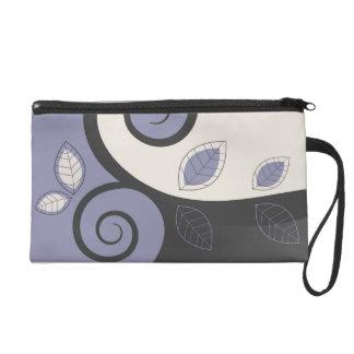 Creative Floral Clutch Bag Wristlet Purses