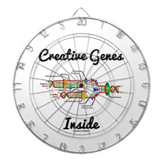 Creative Genes Inside (DNA Replication) Dart Boards