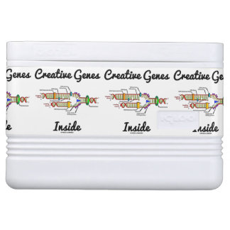 Creative Genes Inside (DNA Replication) Igloo Cool Box
