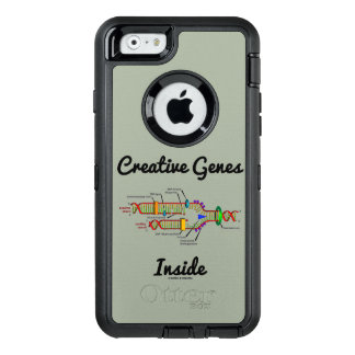 Creative Genes Inside (DNA Replication) OtterBox iPhone 6/6s Case