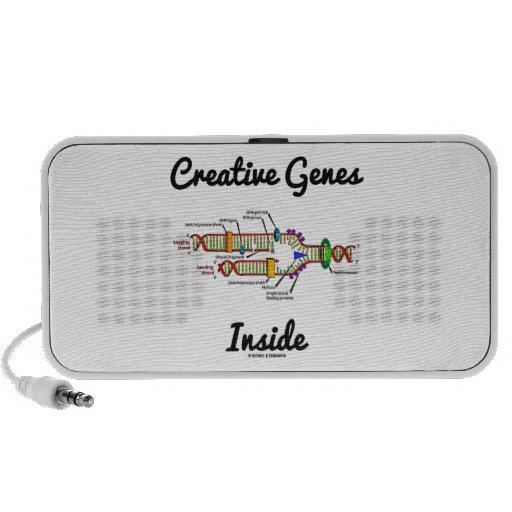 Creative Genes Inside (DNA Replication) Speaker