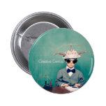 Creative Genius Designs Pin