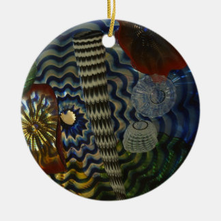 Creative Glass Blowing Christmas Ornament