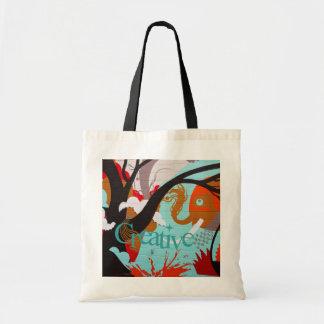 Creative Graffiti Canvas Bags
