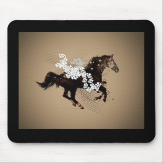 Creative Horse Mouse Pad