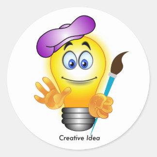 Creative Idea Sticker