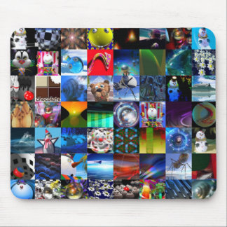 Creative Image Mouse Pad