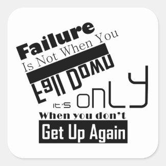 Creative Inspirational motivational sticker