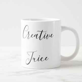 Creative Juice Large Coffee Mug