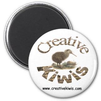 Creative Kiwis 1 Magnet