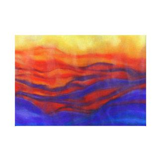 Creative Landscape Gallery Wrap Canvas