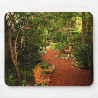 Creative Little Garden Mouse Pad