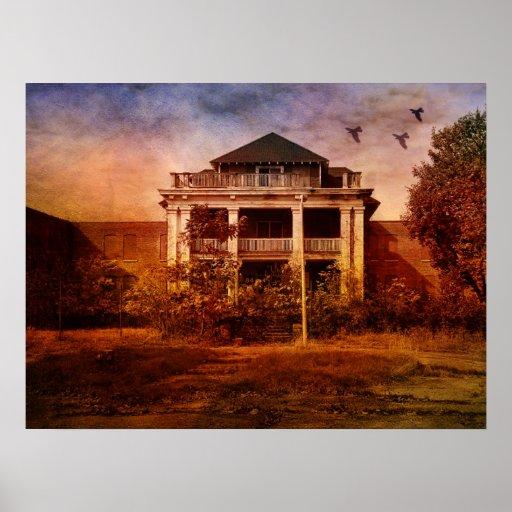 Creative Madness-Asylum Poster
