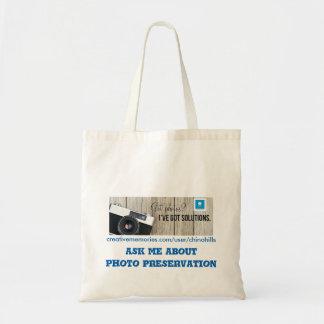Creative Memories Budget Customer Tote Bag