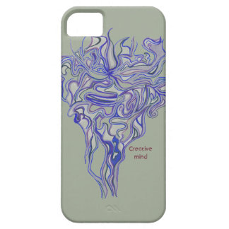 Creative mind iPhone 5 cover