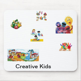 Creative Mouse Mouse Pad
