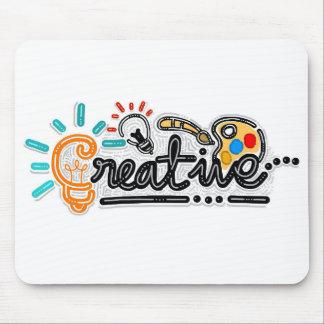 Creative mousepad