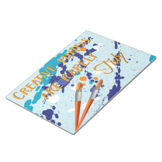Creative notebook notepad