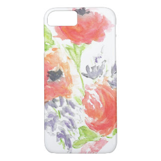 Creative Oil Painting Slim iPhone 7 Case