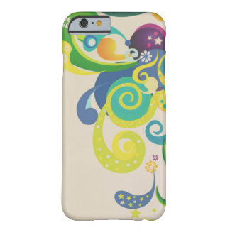 Creative personalized barely there iPhone 6 case