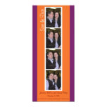 Creative Photo Booth Save the Date Personalised Announcement