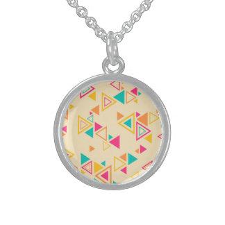 Creative Precious Grandiose Classic Round Pendant Necklace