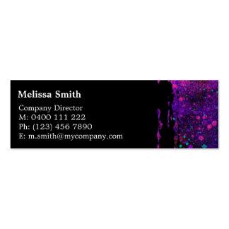 Creative Skinny Business Card Template