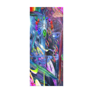 Creative Space Stretched Canvas Prints