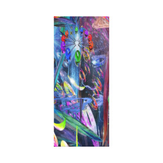Creative Space Gallery Wrapped Canvas