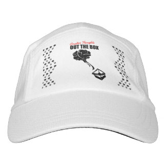 """Creative Thoughts Out The Box"" Baseball Cap"