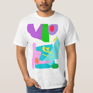 Creative Water Tap Yellow Snake Wayside Tee Shirt