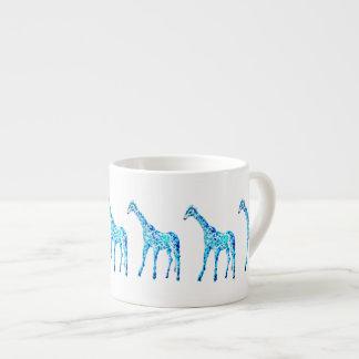 Creative Watercolor Giraffe Coffee/Espresso Mug