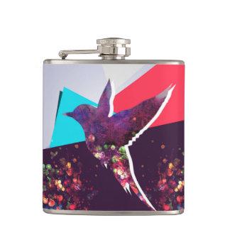 Creative Wings Hip Flask