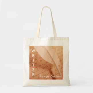 Creative Writer Author Bag Personalized Name