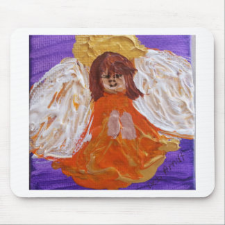 Creativity Angel Mouse Pad
