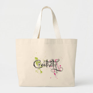 creativity tote bags