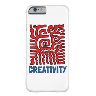 """Creativity"" Glossy Phone Case"