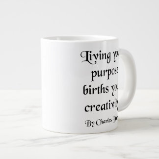 Creativity Large Coffee Mug