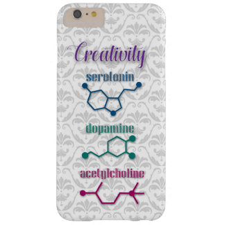 Creativity Molecules Phone Case